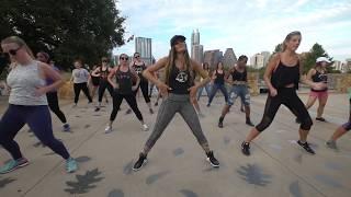 Mi Gente Dance Fitness FlashMob Melody DanceFit