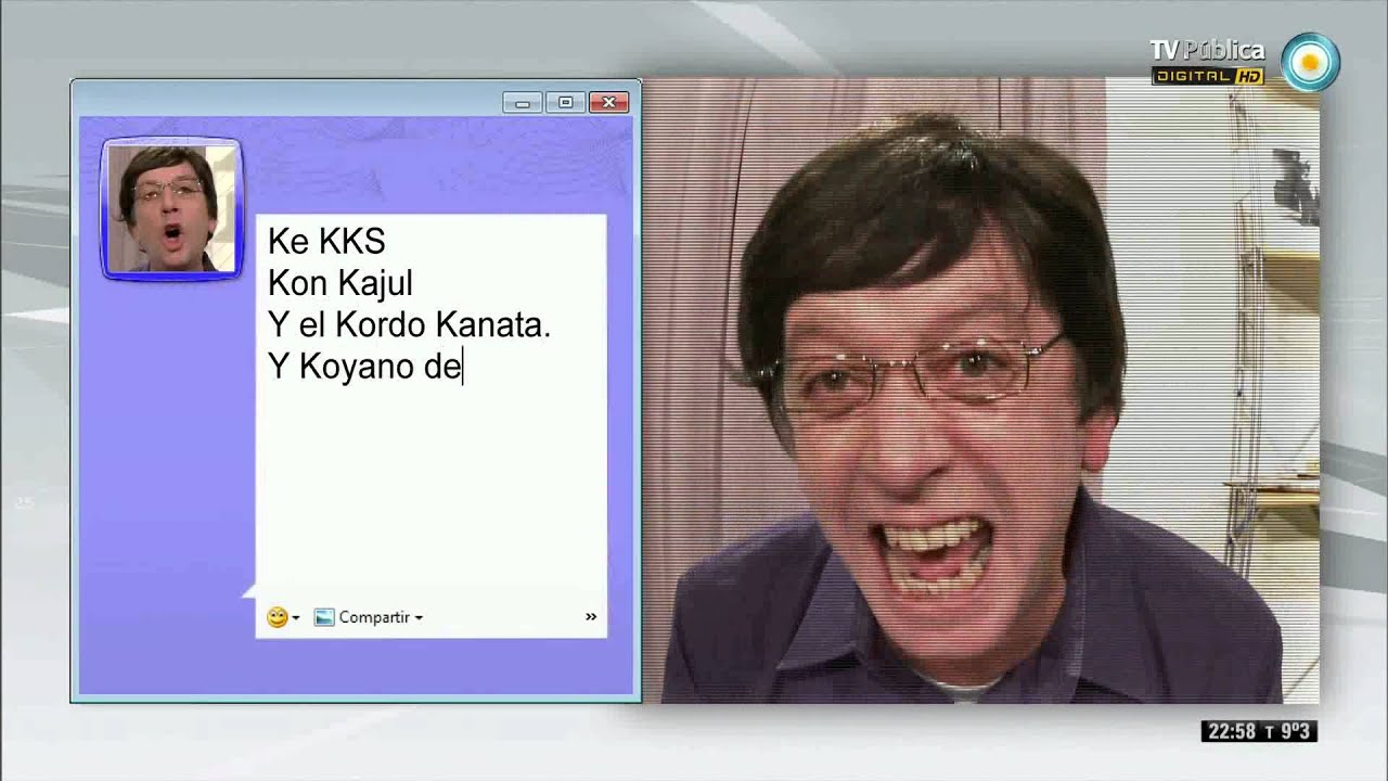 Resultado de imagen para capusotto kkkk