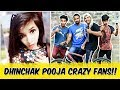 Dhinchak Pooja 'Selfie Maine Leli Aaj' - Crazy Fan Following