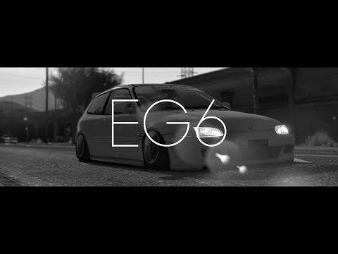 Civic EG6 | Slammed | GTA5 | wsN