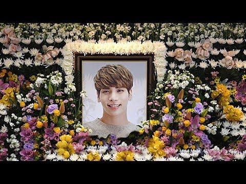 Fans mourn death of SHINee K-pop starKim Jong Hyun