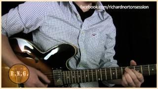 Gibson ES335 & Epiphone Dot Comparison, by Richard Norton Guitar