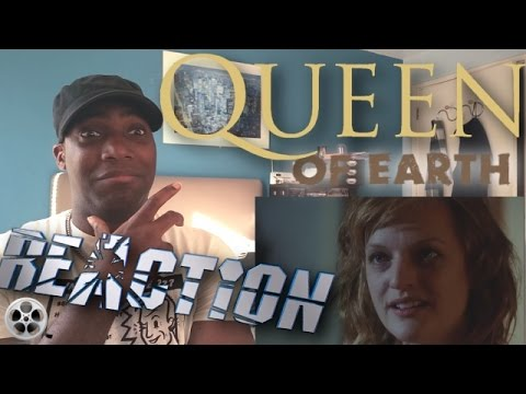 Queen of Earth   1 2015  Elisabeth Moss, Katherine Waterston  REACTION!