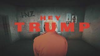 I-NZ - Hey Trump (Official Lyric Video) - Russ Remix