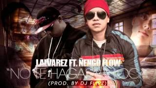 No Te Hagas La Loca - J Alvarez Ft. Ñengo Flow ★REGGAETON 2012★