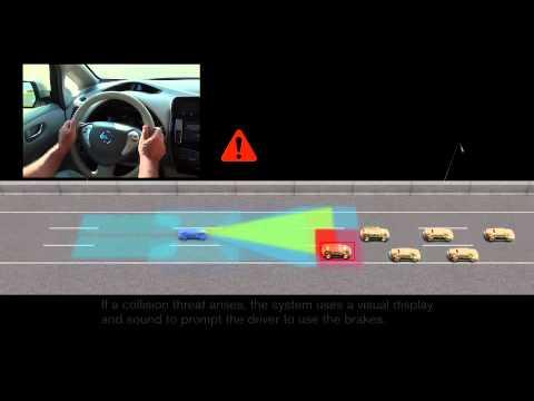 [NISSAN] Autonomous Emergency Steering System