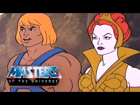 He Man 🌈Troubles Middle Name 🌈He Man Full Episodes  Cartoons for Kids  Retro Cartoons