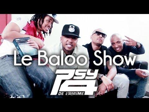 Le Baloo Show - Psy 4 De La Rime dévoilent leurs dossiers (fou rire) - 4ème Dimension