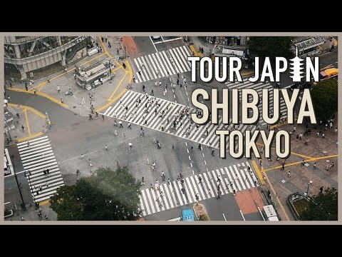 Guide to Shibuya: Scramble, Shopping, Hachiko