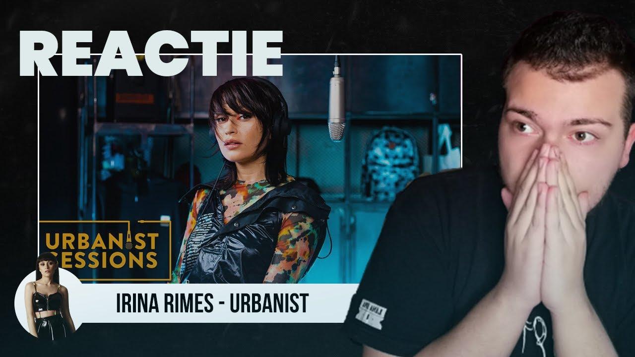 IRINA RIMES - URBANIST SESSIONS   REACȚIE !!!