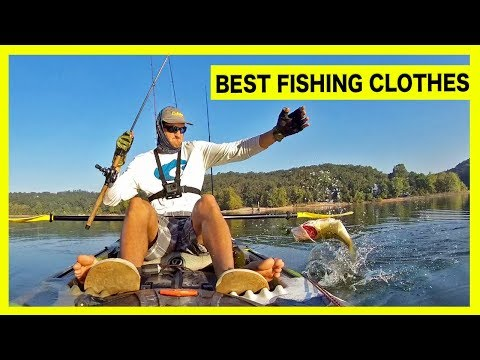 MUST HAVE Clothing For Fishermen