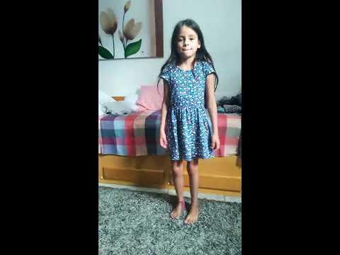 Letícia Melo Dançando Pororó