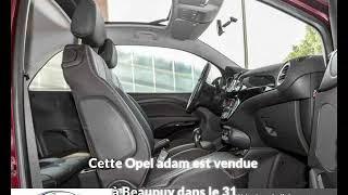Opel adam occasion visible à Beaupuy présentée par Lb automobiles