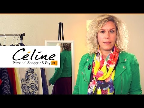 Introductievideo 2014 Personal Shopper & Stylist Celine Rohrer - Kessense Media