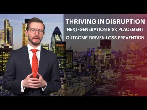 "A UK Perspective on ""Broker of The Future: Winning in A Disruptive Environment"""
