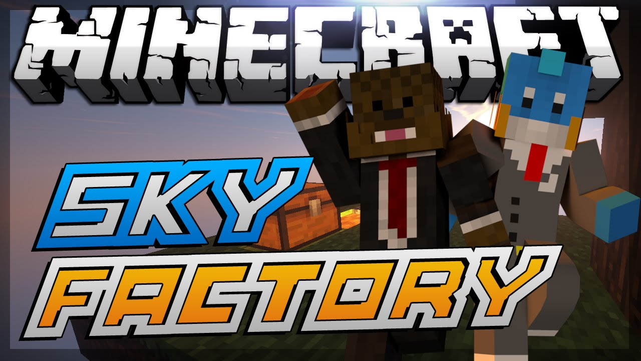how to play sky factory multiplayer