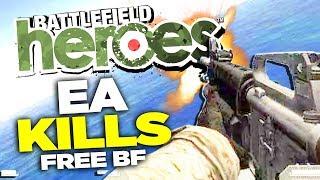 EA KILLED Battlefield Heroes and Battlefield 2! (Revive)