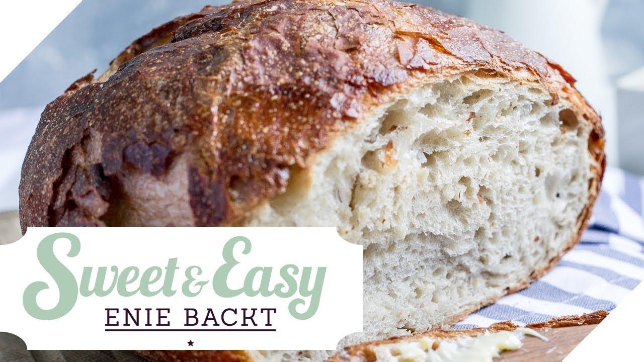 Einfaches Brot selber machen  Sweet & Easy - Enie backt  sixx