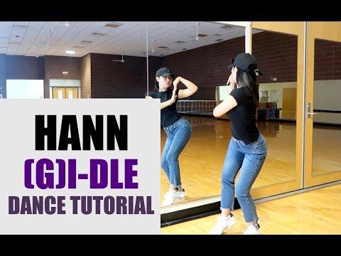 (여자)아이들((G)I-DLE) - '한(一)(HANN(Alone))'  Lisa Rhee Dance Tutorial