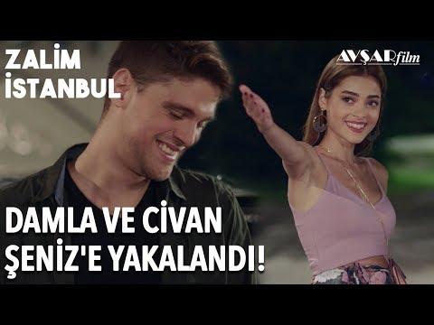 Damla ve Civan Baş Başa Şeniz'e Yakalandı! | Zalim İstanbul 11. Bölüm