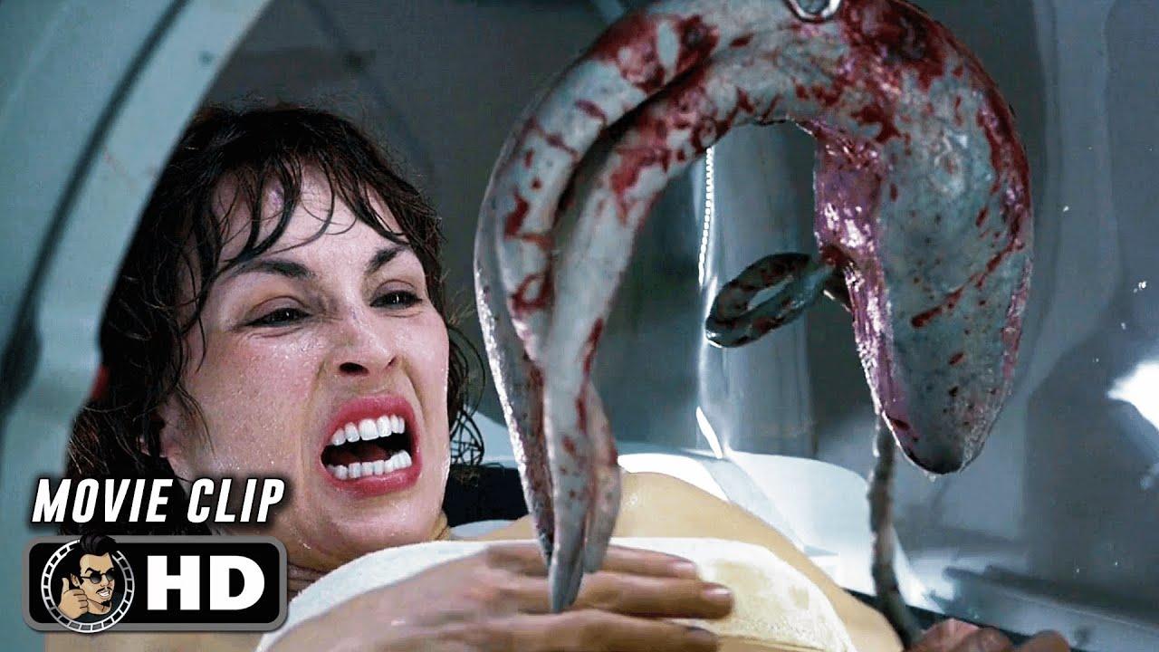 """Download PROMETHEUS Clip - """"Pregnancy"""" (2012)"""