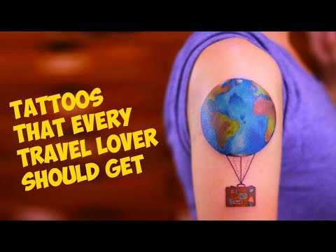 Tattoo ideas for nature lovers