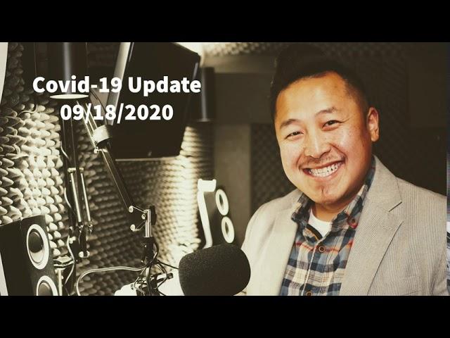 MN COVID-19 Update 09/18/2020