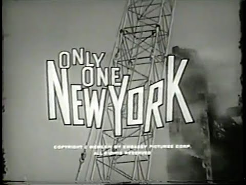 Only One New York, 1964