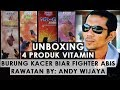 Unboxing  Produk Vitamin Buat Burung Kacer Agar Fighter Abis By Andy Wijaya  Mp3 - Mp4 Download