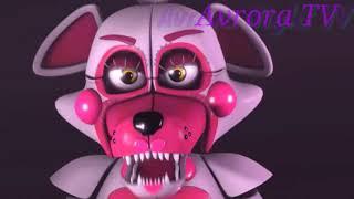 (SFM)Клип фантайм фокси песня:Никогда никогда! (для охранника бонни)