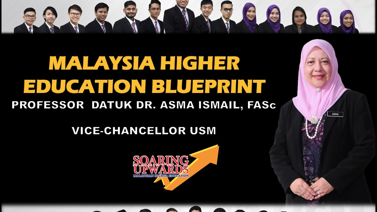 Malaysia higher education blueprint presented by prof datuk dr malaysia higher education blueprint presented by prof datuk dr asma ismail malvernweather Gallery