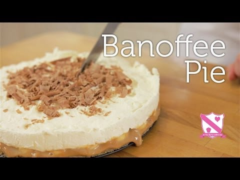 Banoffee Pie Recipe - In The Kitchen With Kate
