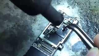 iPhone не ловит сеть (нет сети)(iPhone не ловит сеть (нет сети) На айфона часто после удара пропадает сеть в некоторых случаях требуется замена..., 2015-04-09T08:19:18.000Z)