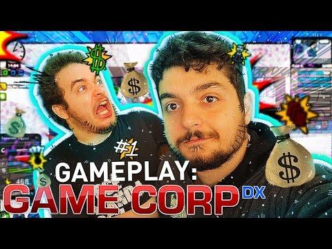 GAMEPLAY: GAME CORP DX! (Com @PedroPippin) |