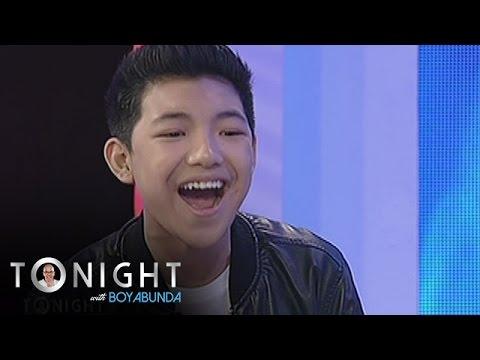 TWBA: Darren sings 'I Believe'