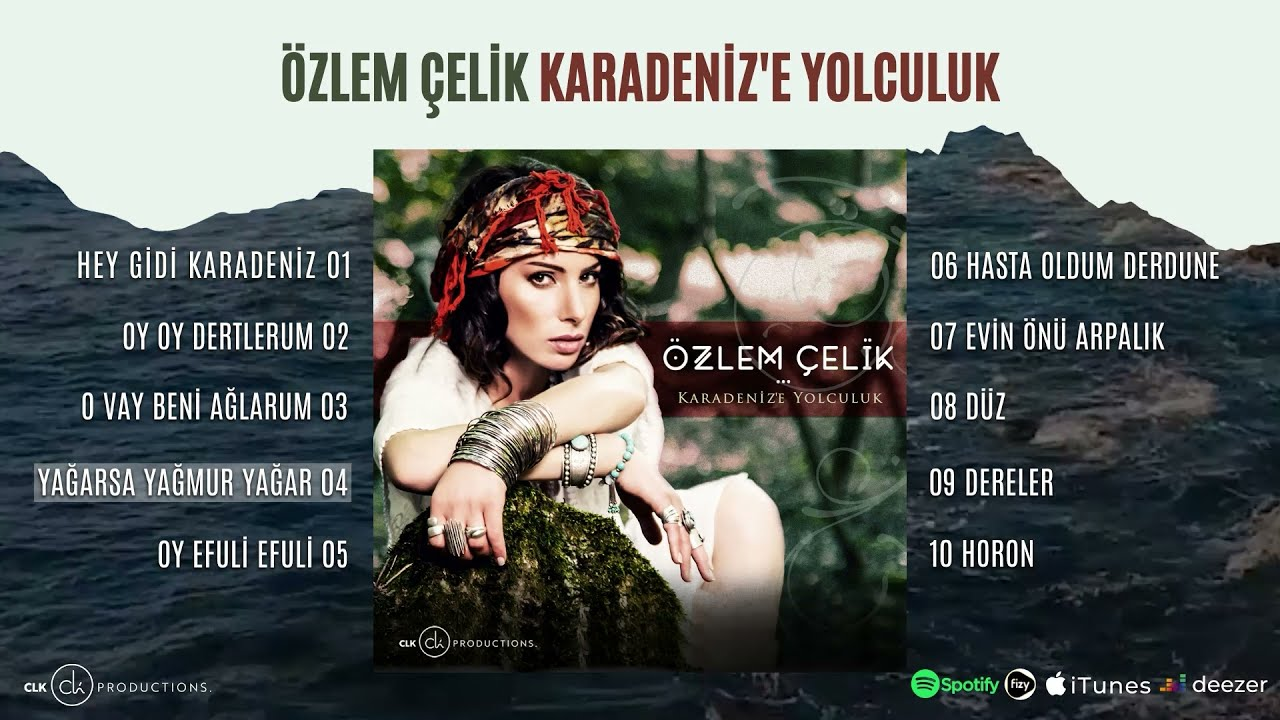 Evrim Çetin - Muğla Kadıoğlu, Yağar Yağmur