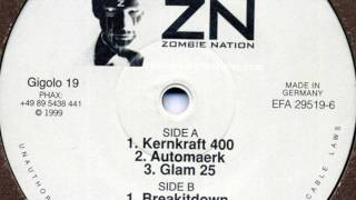 Zombie Nation  Kernkraft 400 (Original Mix) (HD)