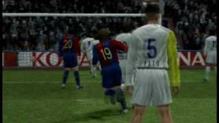 The Best 30 Goals EVER Pro Evolution Soccer 6