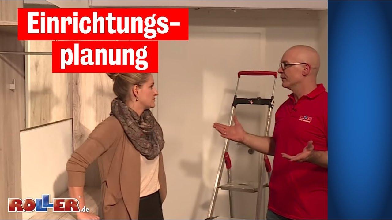 Einrichtungsplanung Schmale Flure Youtube