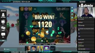 Mr.Casino - BIG WIN on The Wish Master!!!
