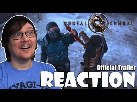 MORTAL KOMBAT (2021) - Official Reaction/Breakdown! - Omn1Media