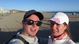 My USA trip | California - Los Angeles | travel cinematic video