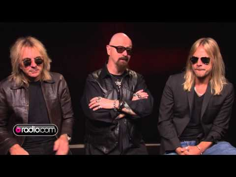 "Judas Priest Talks New Album, State of Metal, ""The Simpsons"""