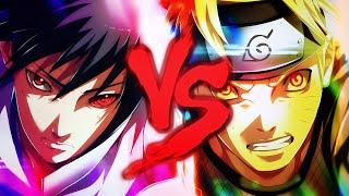 Naruto VS. Sasuke | Duelo de Titãs