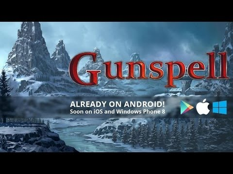 Gunspell Android HD GamePlay Trailer [Game For Kids]