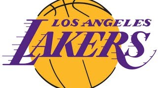 Logo Dojo Los Angeles Lakers (Speed)