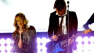 Keith Urban & Carrie Underwood's Performance At The 2017 ACM Awards Was Spectacular