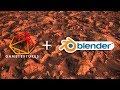 GameTextures + Blender... Pretty Sweet!