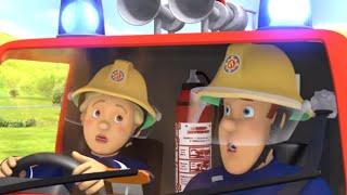 Fireman Sam US New Episodes HD | The  Fireman Sam Challenge | 1 Hour Big Collection 🚒 🔥 Kids Cartoon