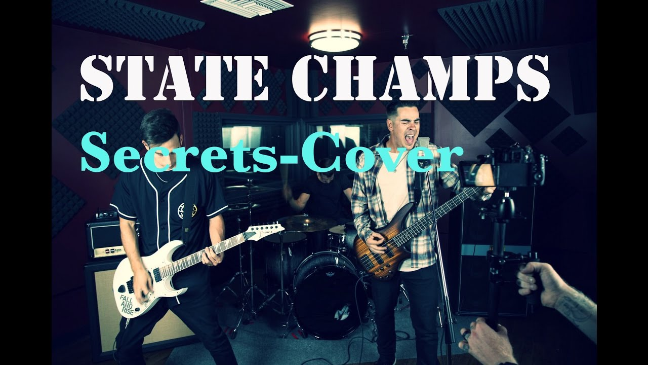Secrets- State Champs (FALL AND RISE) Cover